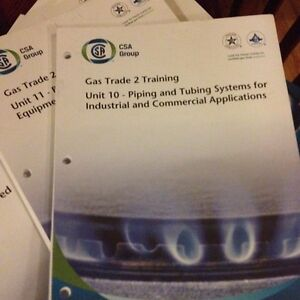 TSSA Gas Technician's Course 2 & 3 - CSA Textbooks Kingston Kingston Area image 4