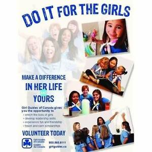 Girl Guide Leaders Wanted in North Edmonton