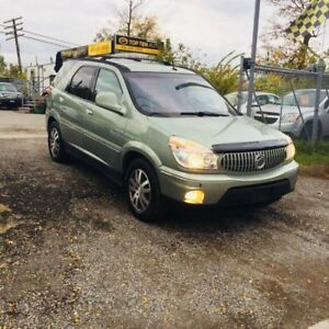 2004 Buick Rendezvous CERTIFIED-ULTRA AWD FULLY LOADED
