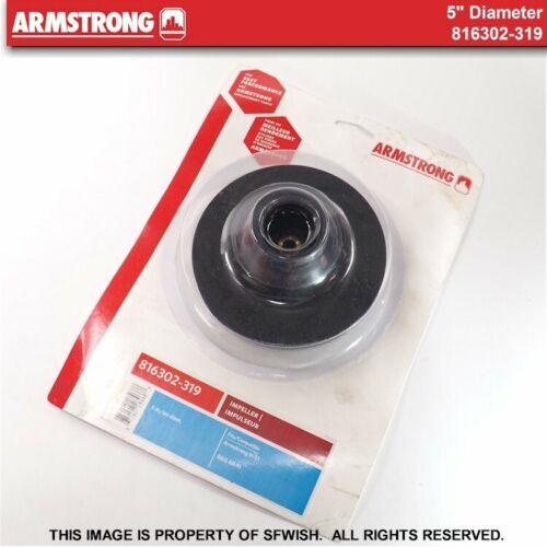 "NEW Armstrong Pump 816302-319 - 5"" NFI Impeller"