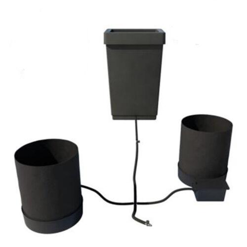 AutoPot Smart Pot 2 Pot XL System w/ 12.4 gal tank (5 gal Smart Pots)
