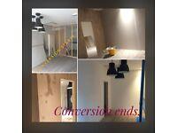 Conversion Specialist. Property Maintenance, Refurbishments, Conversions, Extensions, Plumbing