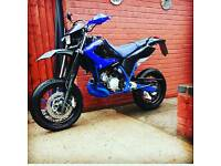 Dt125r sm 56plate fuly restored plz read 2500