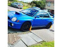 Subaru Bugeye WRX (Fast & Loud) - SWAP