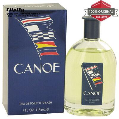 CANOE Cologne 8 oz / 4 oz EDC Splash / 1 oz EDC Spray for MEN by Dana