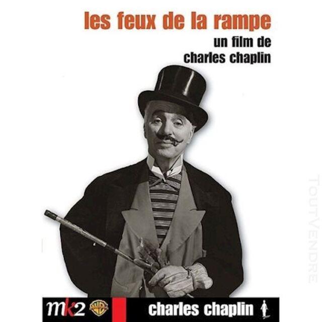 Limelight - 2-disc DVD Charlie Chaplin, Claire Bloom, Buster Keaton, Nigel Bruce