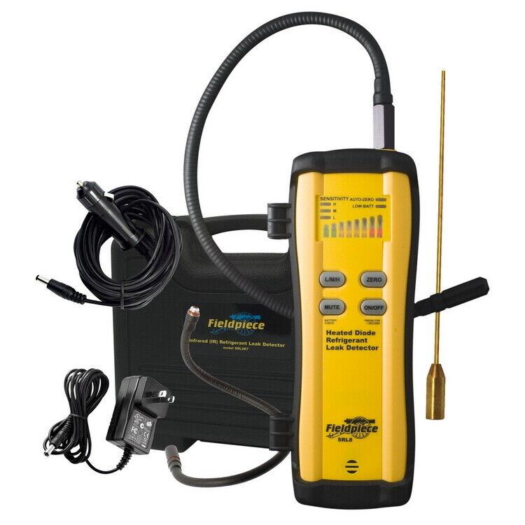 Fieldpiece SRL8 Heat Diode Refrigerant Leak Detector