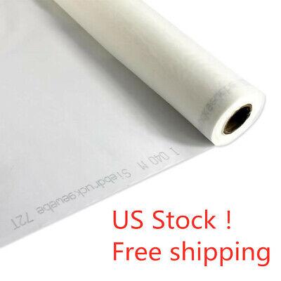 Us Stock 1 Yard - Silk Screen Printing Mesh Fabric 110 43t 110 - 36 L