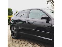 Audi A3 S-line 2.0tfsi Quattro - FSH, 4xPirelli Tyre, Parking Aids, 3 Owners, 241bhp with readout
