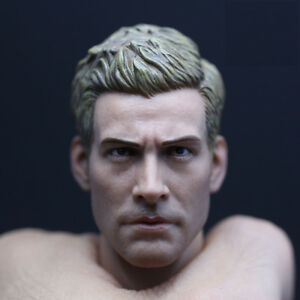Custom-Jake-Gyllenhaal-1-6-Head-Sculpt-for-Hot-Toys-TTM19-Muscular-Body