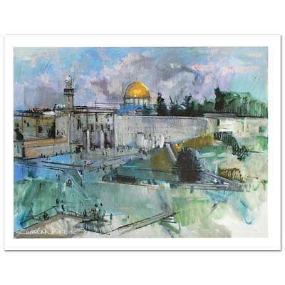 Jerusalem by Zwarenstein, Alex Lot 812