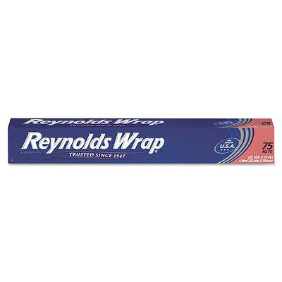 Reynolds Wrap Standard Aluminum Foil Roll 12 X 75 Ft Silver F28015