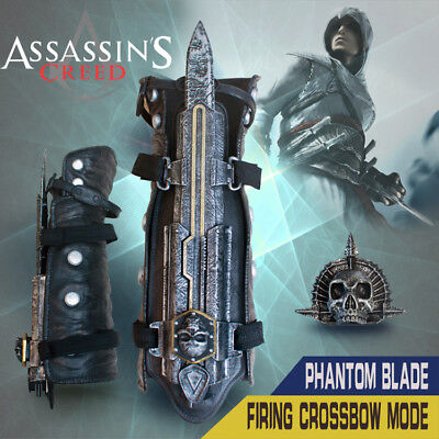 Assassin's Creed 4 Black Flag Pirate Hidden Blade Edward Kenway Gauntlet NO BOX - Assassin's Creed Edward Kenway