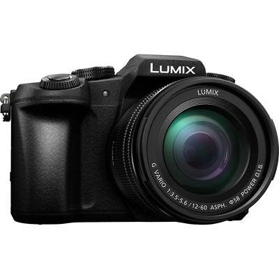 Panasonic Lumix DMC-G85 with 12-60mm Lens Mirrorless Digital Camera Kit - NEW!