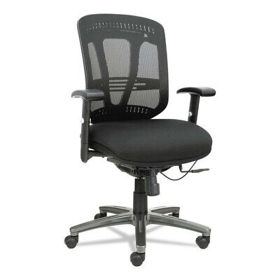 Alera Eon Series Multifunction Wire Mechanism, Mid-Back Mesh Chair, Black  EN421 Alera Eon Series