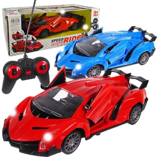 Toys for Boys Age 3 4 5 6 7 8 9 10 11 Year Old Kids RC Race Car Children FunGift