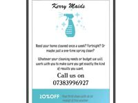Kerry Maids Domestic Cleaners