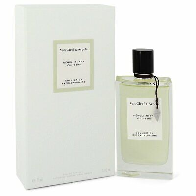 Neroli Amara by Van Cleef & Arpels Eau De Parfum 2.5 oz /75ml Unisex NIB Retail