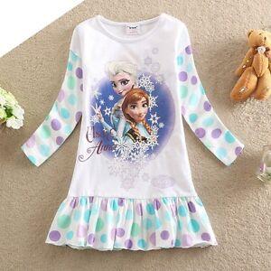 Frozen, Anna & Elsa,Reine Des Neige, ROBES, DRESSES, vêtements West Island Greater Montréal image 3