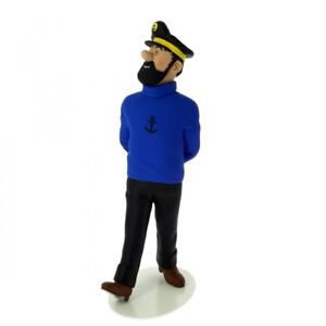 Tintin, Haddock Statue Le Musée Imaginaire by Moulinsart