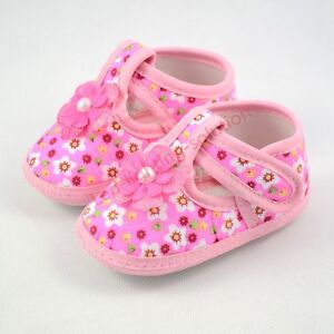 warm cute baby shoes size 0-18 month toddler newborn girls 15 styles SU765