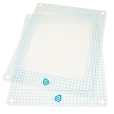 Yudu Screen Printing Machine Registration Panels 2 Sheets 15 X 19 New