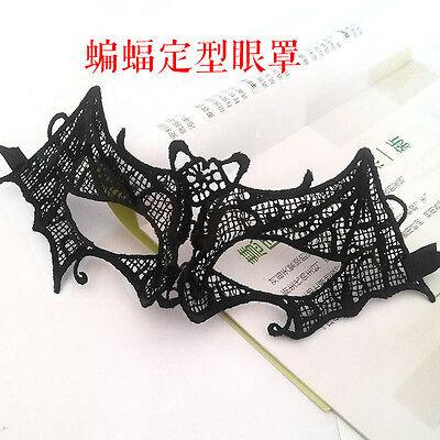 Sexy Lace bat Venetian Masquerade Ball Halloween Party Fancy Costume Eye Masks
