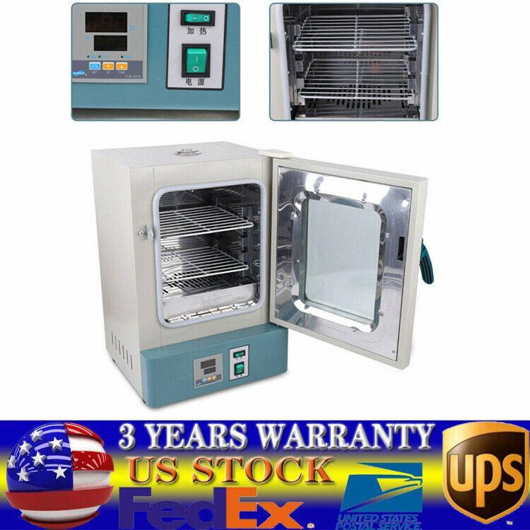 Lab 15.6L Incubator/Freezer - Precise Temperature Control from 5°C to +60°C
