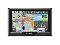 5 GARMIN nuvi 57LM GPS Sat Nav - Lifetime West Europe Maps, latest Traffic Cam. (no offers, please)