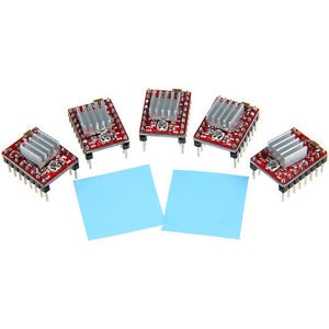 5pcs-A4988-StepStick-stepper-driver-heatsink-sticker-for-Reprap-Pololu-3D-Print