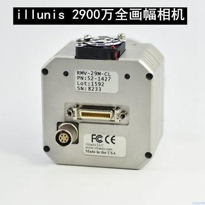 CCD CAMERA illunis RMV-29M-CL Used Ship DHL/EMS