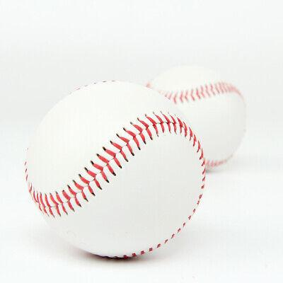"9/"" Soft Leather Sport Practice /& Trainning Base Ball Baseball Softb SL"