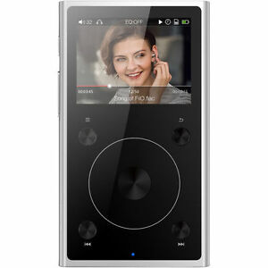 Fiio-X1-II-2ND-GENERATION-Portable-High-Resolution-Music-Audio-Player-Silver