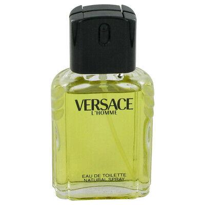 VERSACE L'HOMME by Versace Eau De Toilette Spray (Tester) 3.4 oz (Men)