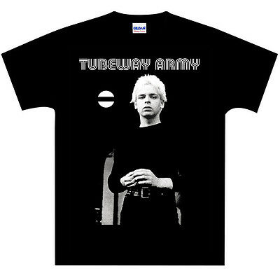 Tubeway Army (Gary Numan) Bombers / That's Too Bad Era T-Shirt TATEE2 - NEW
