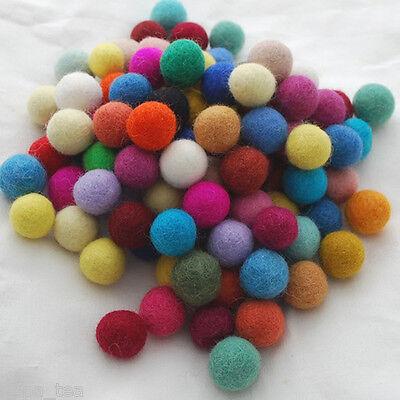 Wholesale Craft Felt - Wholesale Pom Pom Felt Balls Nursery Garland making Craft Christmas decoration