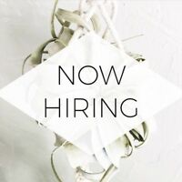 NOW HIRING !! ESTHETICIAN WANTED