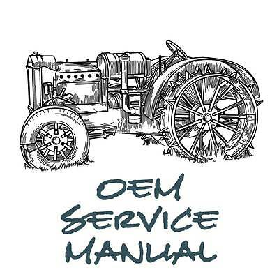 International Harvester Cub Cadet 3000 Lawn Garden Service Manual