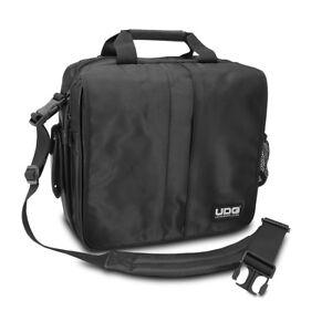 UDG Courier Bag Deluxe Record & Laptop Bag (Black) - U9470