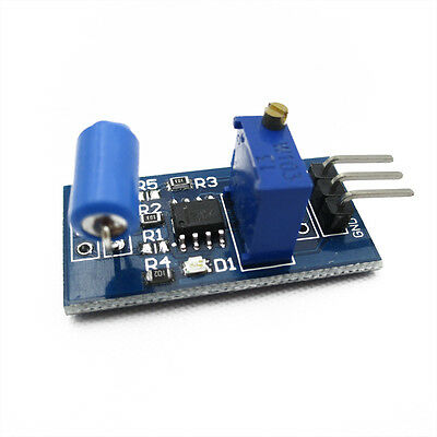 Lm393 Tilt Sensor Module Intelligent Car Accessories Tilt Sensing Probe