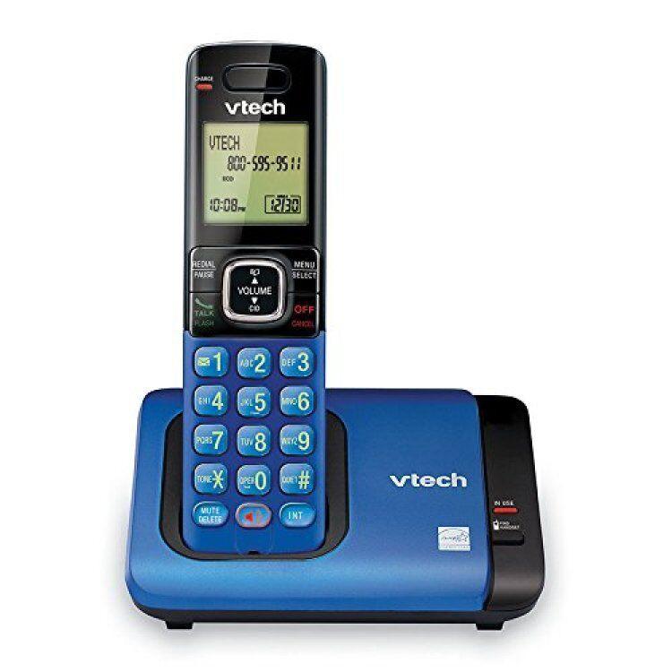 digital home office business cordless landline handset