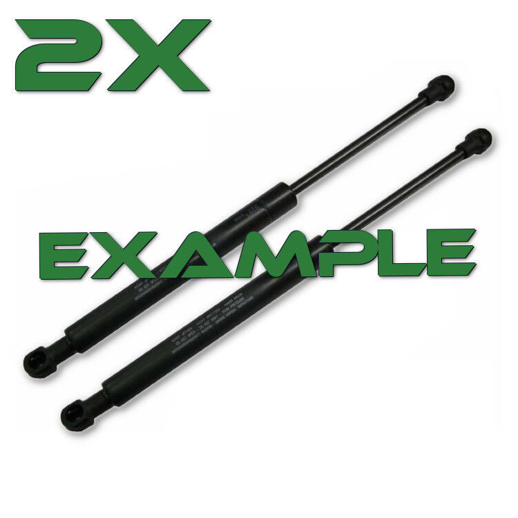 SWAG Hood Gas Spring X2 Fits LEXUS Is Saloon 53440-0W101