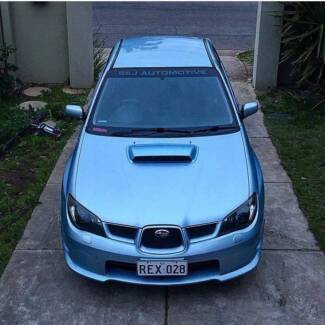 2006 Subaru Blueprinted/Forged WRX