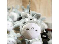 [NEW] Keychain - Charm Totoro with Ashy