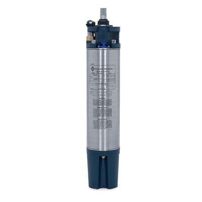 2366528120 Franklin 10hp 6 Sand Fighter Submersible Motor 200v