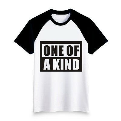 BIGBANG G-DRAGON ONE OF A KIND GD SHORTSLEEVE T-SHIRT TEE KPOP NEW