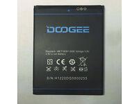 New Li-Ion battery for Doogee DG580