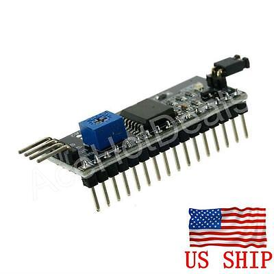 Smd Iici2ctwi Serial Interface Board Module Port For Arduino 1602 Lcd Display