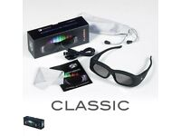 2x Bluetooth 3D Glasses