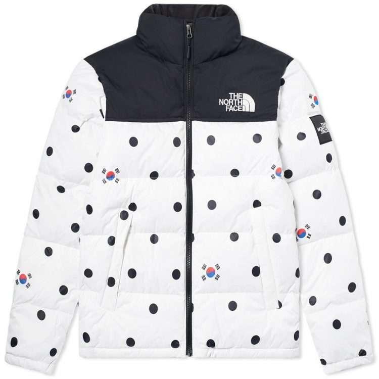 the north face international collection ic nuptse jacket korea m